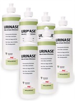6-PACK URINASE Odor & Stain Eliminator (96 fl oz)