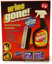 Urine Gone Kit - Stain & Odor Eliminator (24 FL Oz.)
