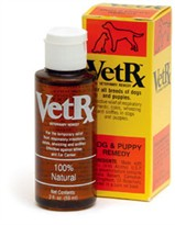 VetRx Veterinary Remedy for Dogs and Puppies (2 fl oz)