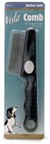 Vista Comb For Longer Coats - Medium Tooth