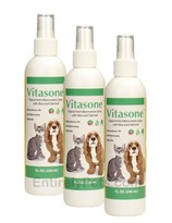 3-PACK Vitasone Spray with Hydrocortisone .5% (12 fl. oz.)