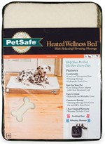 Heated Wellness Bed - Medium