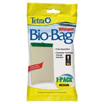 Whisper Assembled Bio-Bag Cartridge Medium (Single)