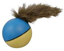 Wild Tail Moving Ball Toy