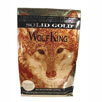 Solid Gold Wolf King Bison Dog Food (15 lbs.)
