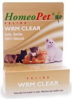 Homeopet Feline Wrm Clear (15 ml)