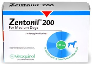 Zentonil Tabs 200 for Medium Dogs (30 Tablets)