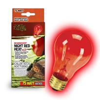 R-Zilla Incandescent Night Red Heat Bulb (75 watt)