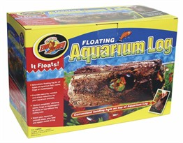 Floating Aquarium Log LG