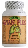 Avian Plus Vitamin & Mineral Supplement 4oz
