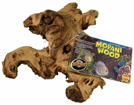Mopani Wood - Aquarium Tag 10-12""