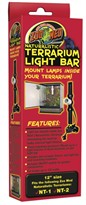 Naturalistic Terrarium Light Bar  12""