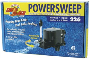 PowerSweep 226 (190 GPH)  UL Listed