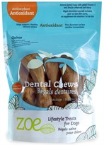 Zoe Anti-Oxidant Dental Chew - Medium