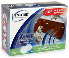 Innotek ZONES Collar & 2 BARRIERS