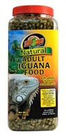 Zoo Med Natural Adult Iguana Food (20 oz)