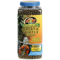 Zoo Med Natural Aquatic Turtle Food (13 oz)