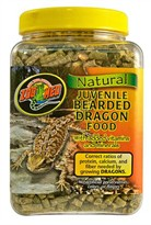 Zoo Med Natural Juvenille Bearded Dragon (20 oz)