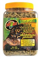 Zoo Med Natural Box Turtle Food (10 oz)