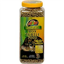 Zoo Med Natural Box Turtle Food (20 oz)