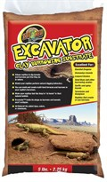 Zoo Med Excavator Clay Burrowing Substrate (10 lbs)