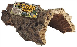 Zoo Med Natural Cork Round (Large)