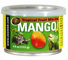 Zoo Med Tropical Fruit Mix-ins Mango (4 oz)