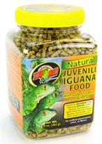 Zoo Med Natural Juvenile Iguana Food (10 oz)