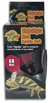 Zoo Med Nightlight Red Reptile Bulb (25 watt)