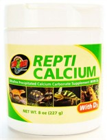 Zoo Med Repti Calcium with D3 (8 oz)