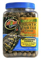 Zoo Med Natural Aquatic Turtle Food (6.5 oz)