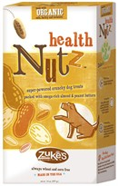 Zuke's Organic Superfood Biscuits Health Nutz (14 oz)