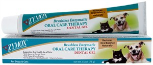 Zymox Oral Care Therapy Dental Gel (2.5 oz)