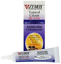 Zymox Topical Cream with 0.5% Hydrocortisone (1 oz)