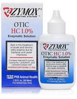 Zymox Otic with Hydrocortisone, zymox otic